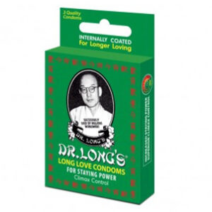 Dr Long Condoms