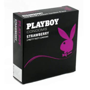Playboy Condoms (3) | Lubricated Ultra Thin